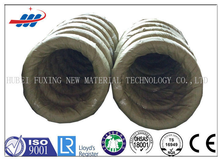 High Carbon Oil Tempered Wire Galvanized Coated For Cables Armouring